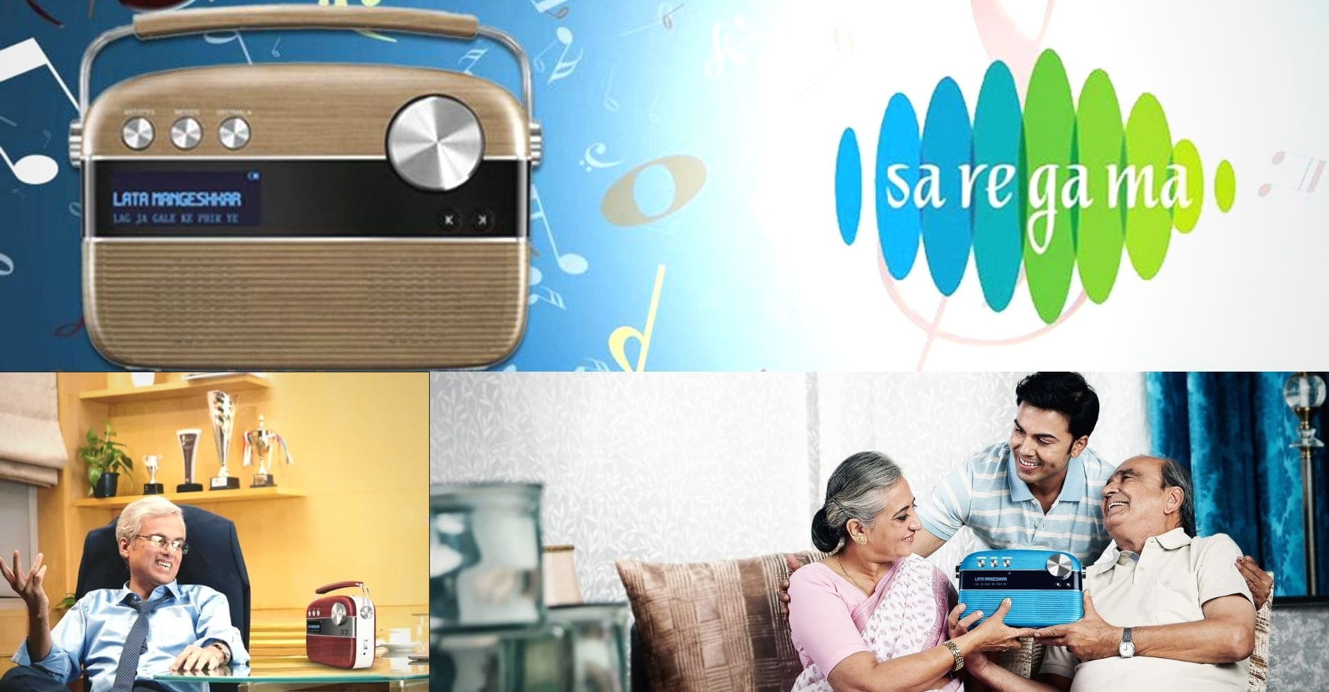 Saregama Carvaan Review || Portable Music Player with 5000 Preloaded Songs, FM/BT/AUX